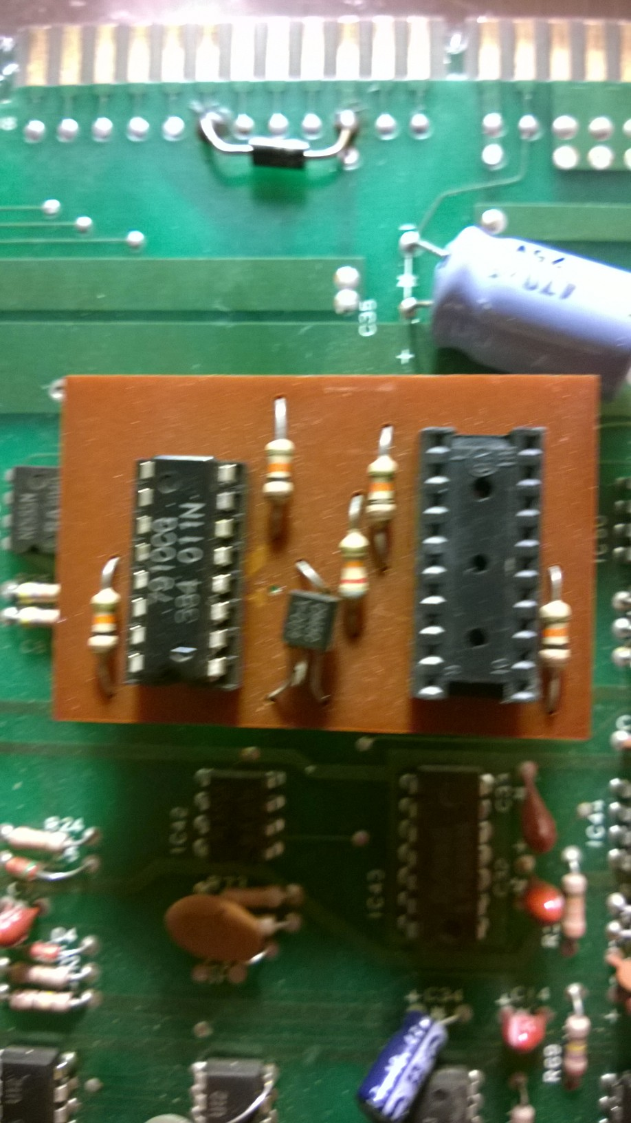 Phoenix Melody Chip Replacement Mm6221aa Programmer Circuit A With An Epson 7910cg Anyone Knows If This Good Workaround Looks Not So Complicated